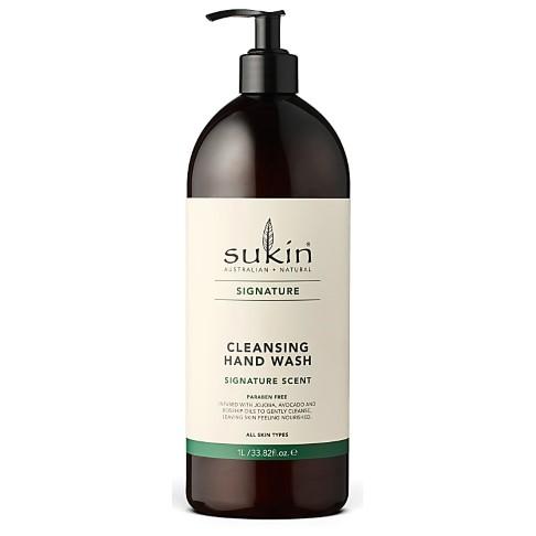 Sukin Cleansing Handzeep (pomp)