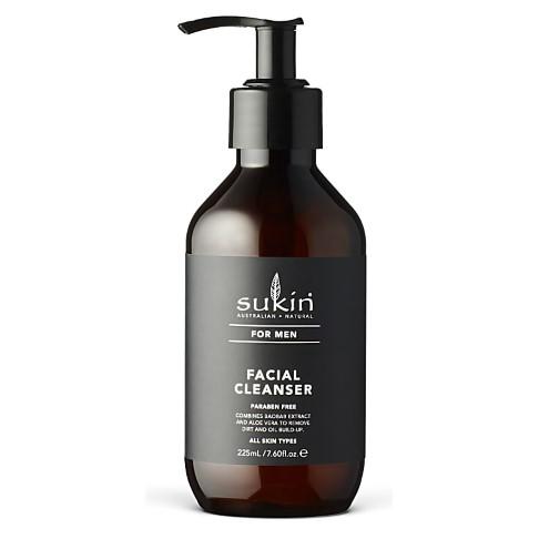 Sukin For Men Facial Cleanser