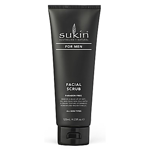 Sukin For Men Facial Scrub