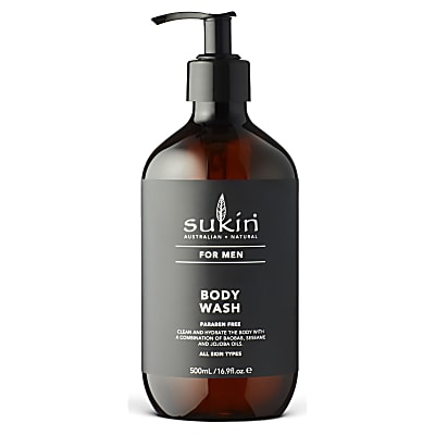 Sukin For Men Bodywash