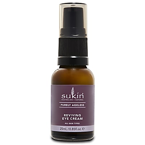 Sukin Purely Ageless Reviving Eye Cream