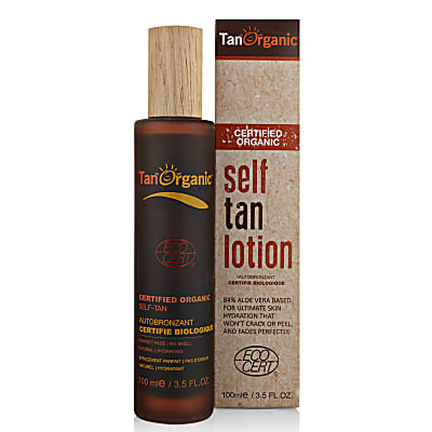 TanOrganic Self-Tanning (bruin getint)