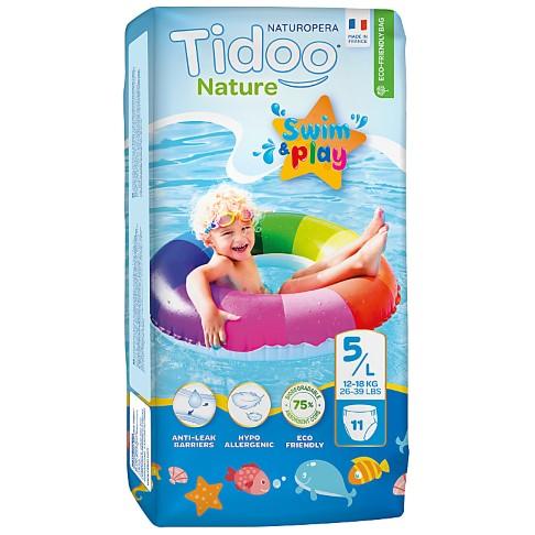 Tidoo Zwemluier Maat  5 (12-18 kg) 11 stuks