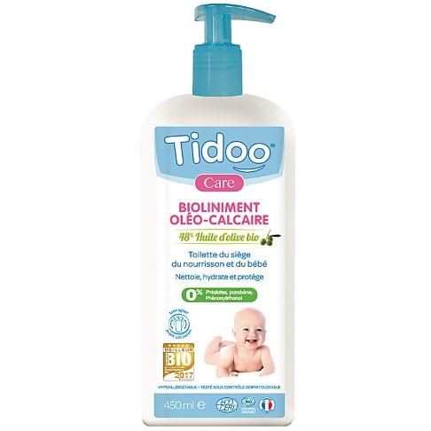 Tidoo - Baby Lotion -  Bioliniment  - 400ml