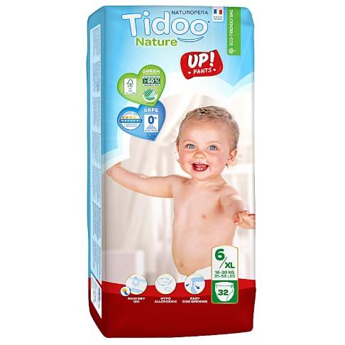 Tidoo Stand Up Slip Maat 6 (16-30kg) 32 stuks