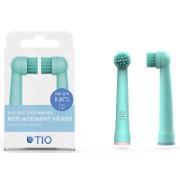 Tiomatik Opzetborstel voor Elektrische Tandenborstels - Coral Pink