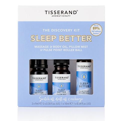 Tisserand 3-Step Ritueel om beter te slapen
