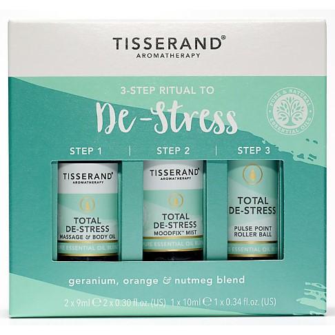 Tisserand 3-Stappen naar De-stress Ritueel