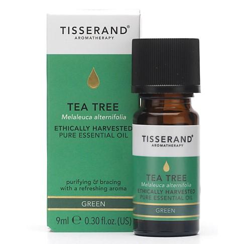 Tisserand Tea Tree Ethically Harvested Essential Oil 9ml