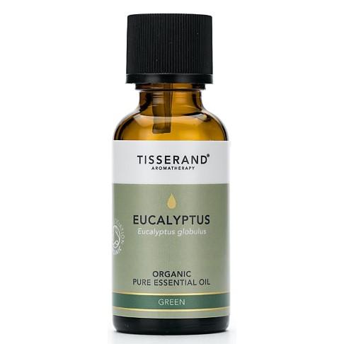 Tisserand Eucalyptus Organic Essential Oil 20ml