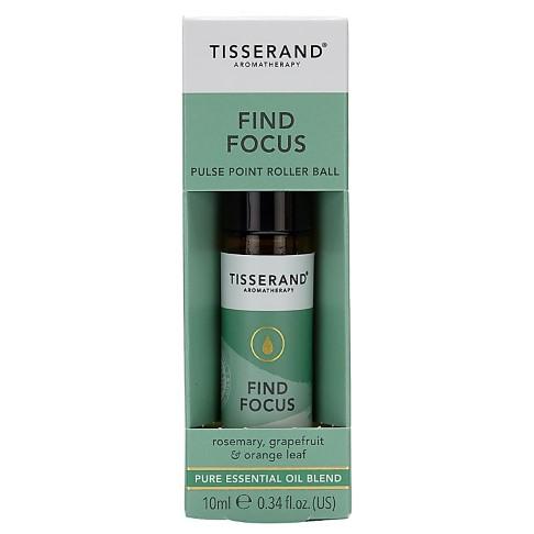 Tisserand Find Focus Pulse Point Roller Ball