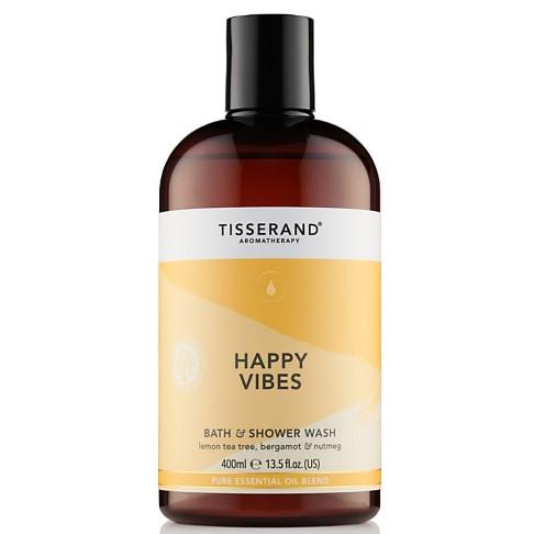 Tisserand Happy Vibes Bad en Douchegel