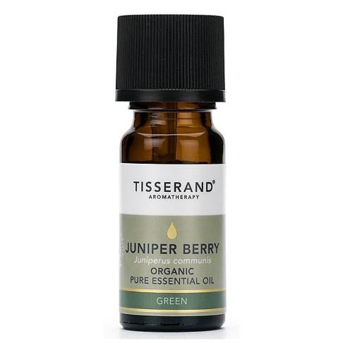 Tisserand Juniper Organic Essential Oil (9ml) - verfrissend
