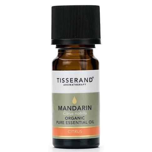 Tisserand Organic Mandarin Essential Oil 9ml