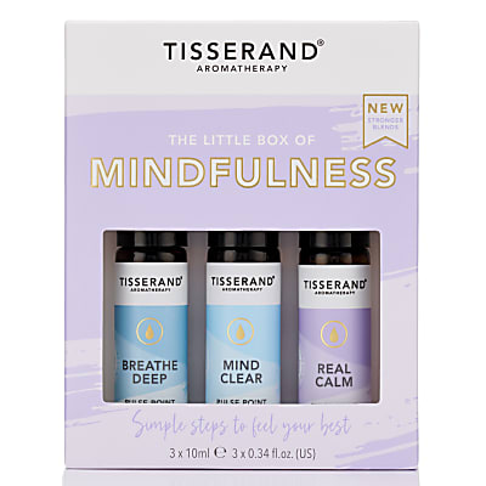 Tisserand The Little Box of Mindfulness