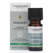 Tisserand Rosemary Organic Essential Oil 9ml - kruidig