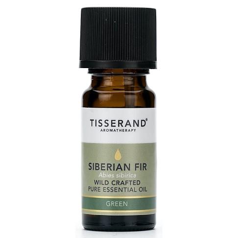 Tisserand Wild Crafted Siberian Fir Essential Oil 9ml