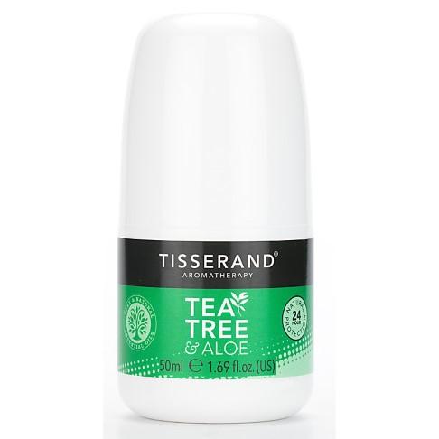 Tisserand Tea Tree+ Deodorant 24 hours