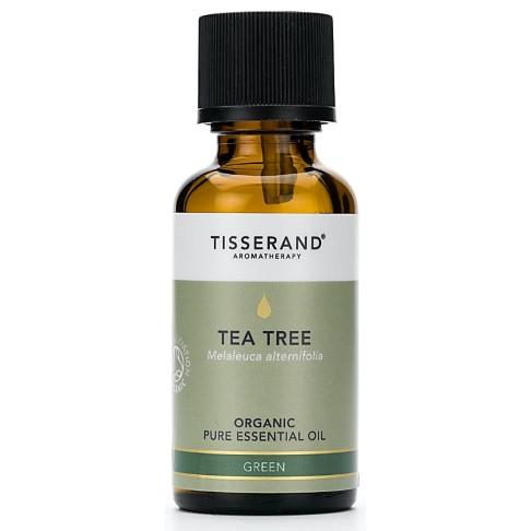 Tisserand Tea Tree Biologisch Essentiële Olie 20ml