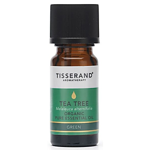 Tisserand Tea Tree Biologisch Essentiële Olie 9ml