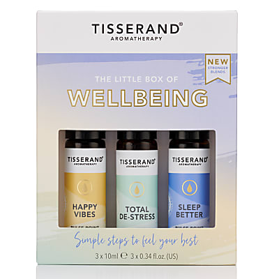 Tisserand The Little Box of Wellbeing