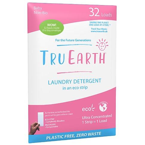 Tru Earth Eco Wasstrips Baby (32 wasbeurten)