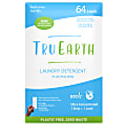 Tru Earth Eco Wasstrips Fresh Linen (64 wasbeurten)