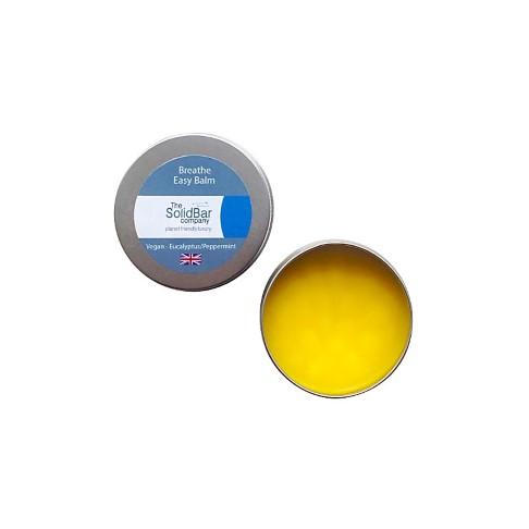 The Solid Bar Company - Breathe Easy Balm 56g
