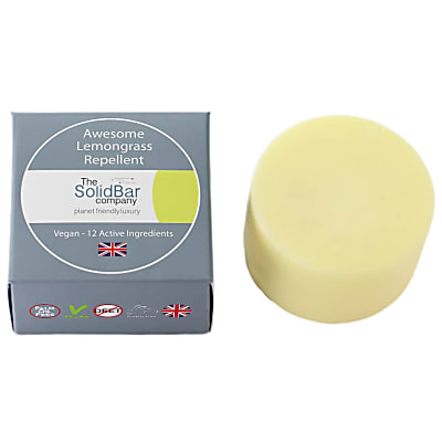The Solid Bar Company Anti-Insecten Lotion - Citroengras