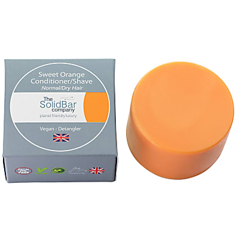 The Solid Bar Company Zoete Sinaasappel Conditioner (normaal & droog haar) - 71g