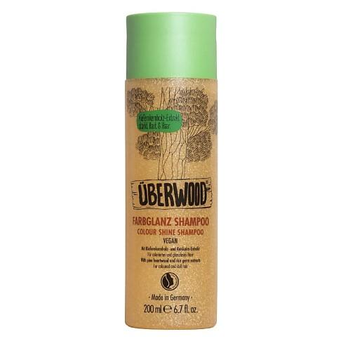 Überwood Gekleurd Haar Shampoo