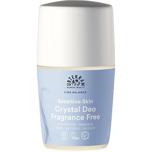 Urtekram Deoroller No Perfume Crystal