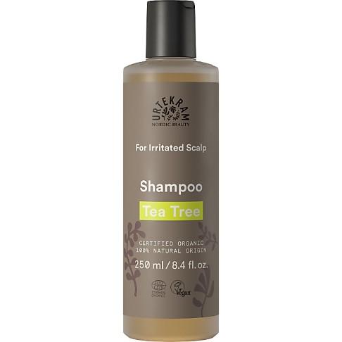 Urtekram Tea Tree Shampoo (geïrriteerde hoofdhuid) 250ml