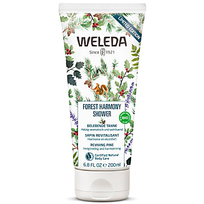 Weleda Forest Harmony Douchecrème - Limited Edition