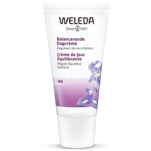 Weleda Iris Hydraterende Dagcrème (droge huid)