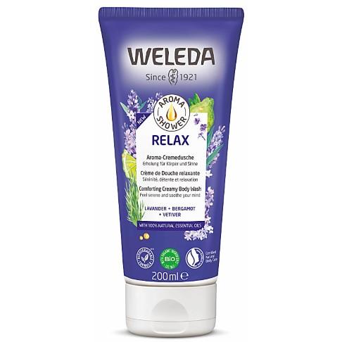 Weleda Aroma Shower Relax Douchecrème