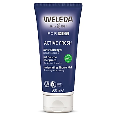Weleda Activerende Douchegel voor de Man