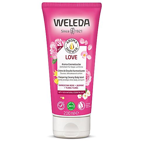 Weleda Aroma Shower Love Douchecrème