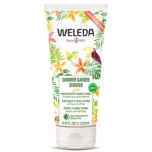 Weleda Summer Garden Douchecrème Limited Edition