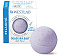 Westlab Relaxing Dead Sea Salt Bruisbal