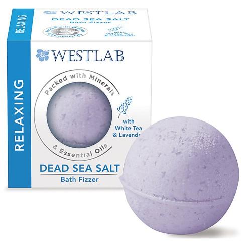 Westlab Relaxing Dead Sea Salt Bruisbal