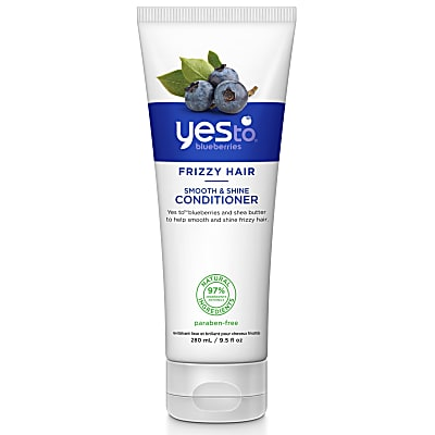 Yes to Blueberries Smooth and Shine Conditioner for frizzy hair (280ml)