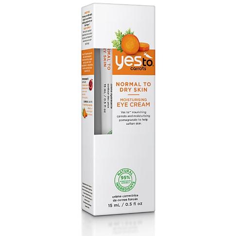 Yes To Carrots - Moisturising Eye Cream