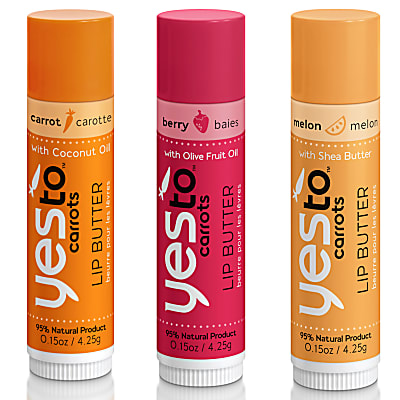 Yes to Carrots - Lip Butter