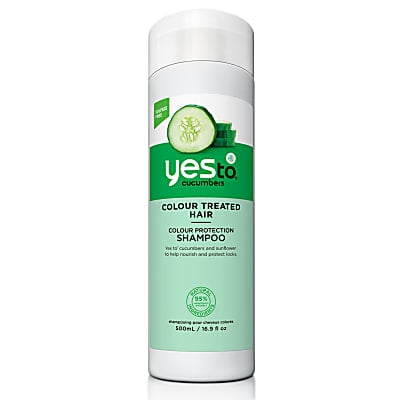 Yes To Cucumbers  - Colour Hair Shampoo