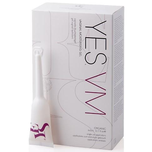 Yes VM Natural Vaginal Moisturiser x 6 Toepassingen