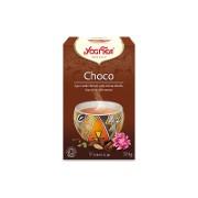 Yogi Tea Choco Bio Thee (17 zakjes)