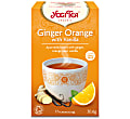 Yogi Tea Ginger Orange & Vanilla Tea (17 zakjes)