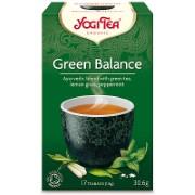 Yogi Tea Green Balance Bio Thee (17 zakjes)