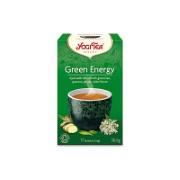 Yogi Tea Green Energy Bio Thee (17 zakjes)